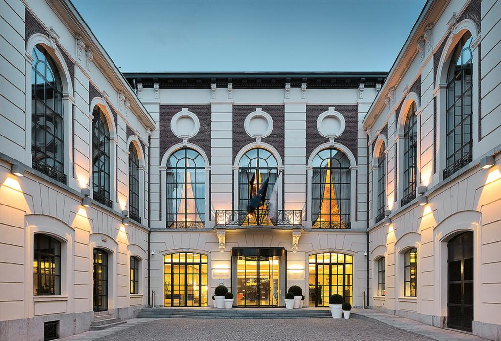 hôtel Van der Valk Selys Liège
